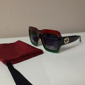 New gorgeous Gucci sunglasses